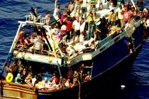 Tunisie,l'exode des migrants depuis le port de Zarzis