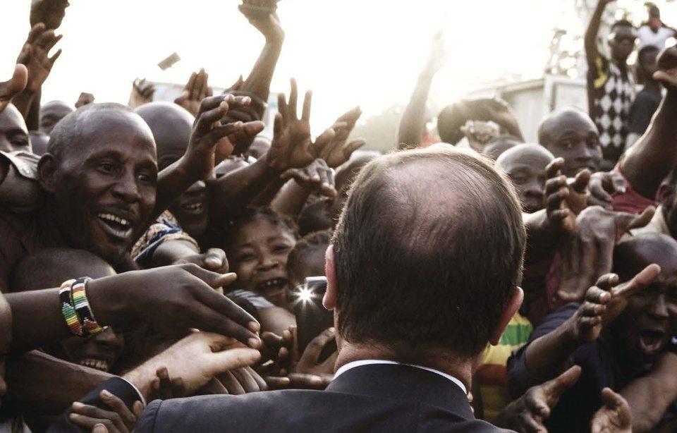 Sommet France-Afrique au Mali