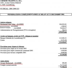 Condor trading 300x283 - L'as algérien de l'optimisation fiscale s'installe en France