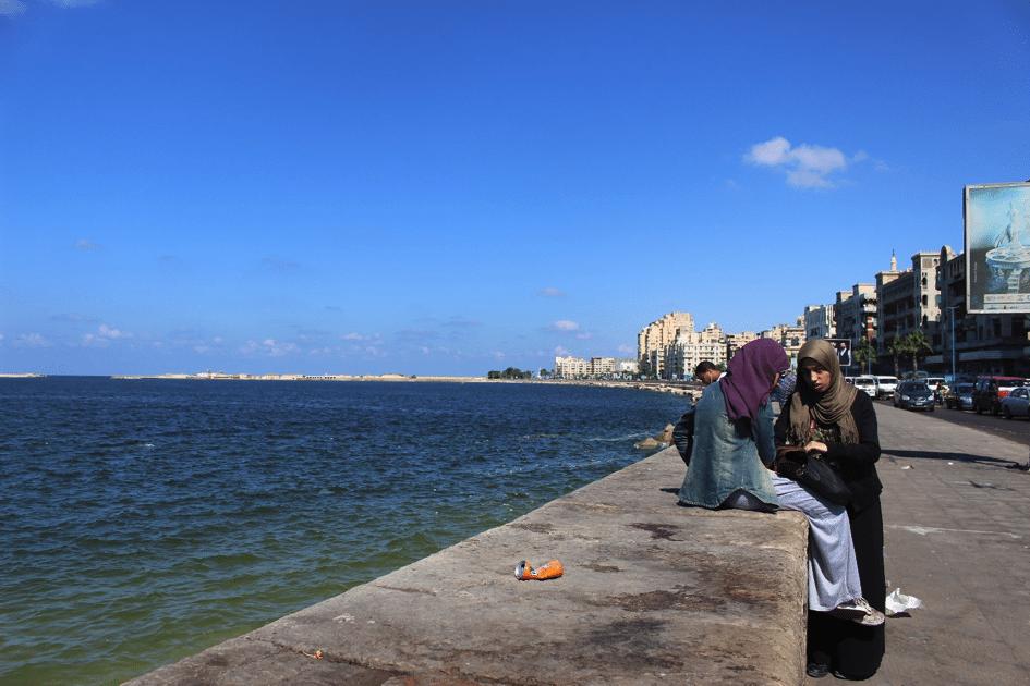 Egypte1 1 - Egypte, des militaires omniprésents