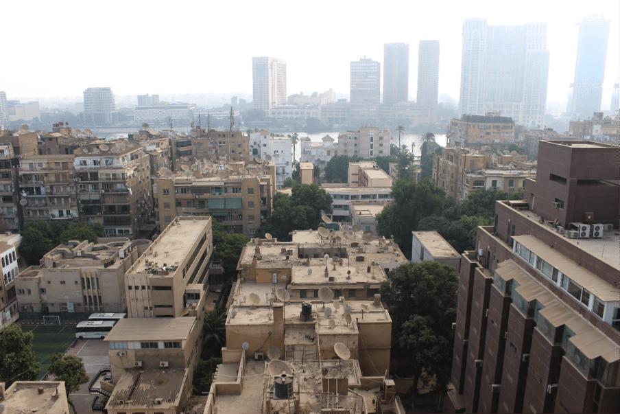 Egypte1 - Egypte: les lointains cris de joie de la place Tahrir