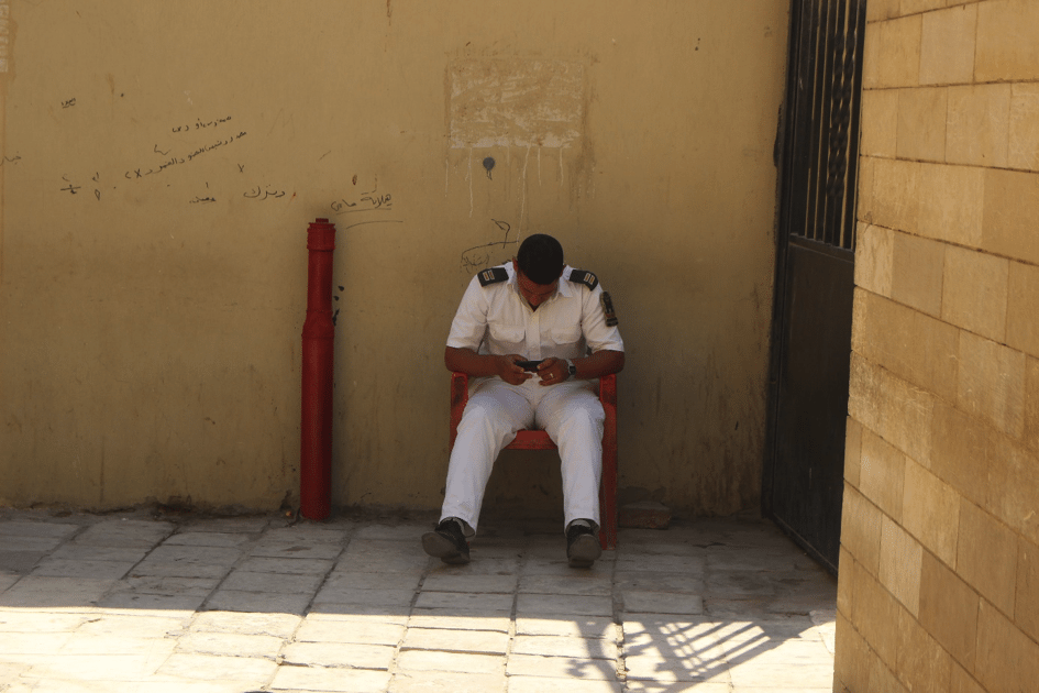 Egypte2 1 - Egypte, des militaires omniprésents
