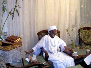 Hassan al Tourabi 300x225 - Nouvelles accusations contre Ramadan qui rêve de «mourir pour l'islam»
