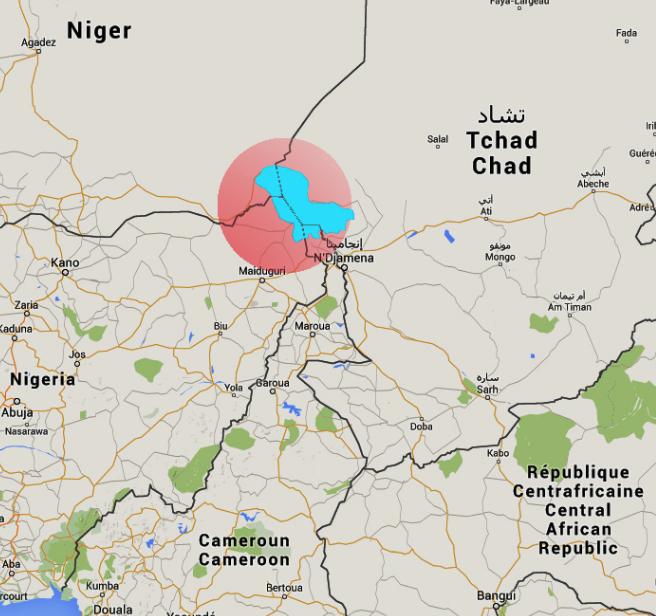 lac tchad III - L'assèchement du lac Tchad suscite des convoitises