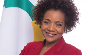 Michaëlle Jean 300x192 - Francophonie, la courte échelle de Macron à Kagame
