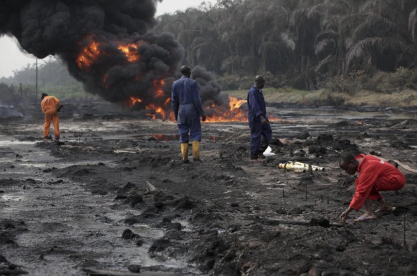 Amnesty International épingle Shell et ENI pour pollution des eaux au Nigeria
