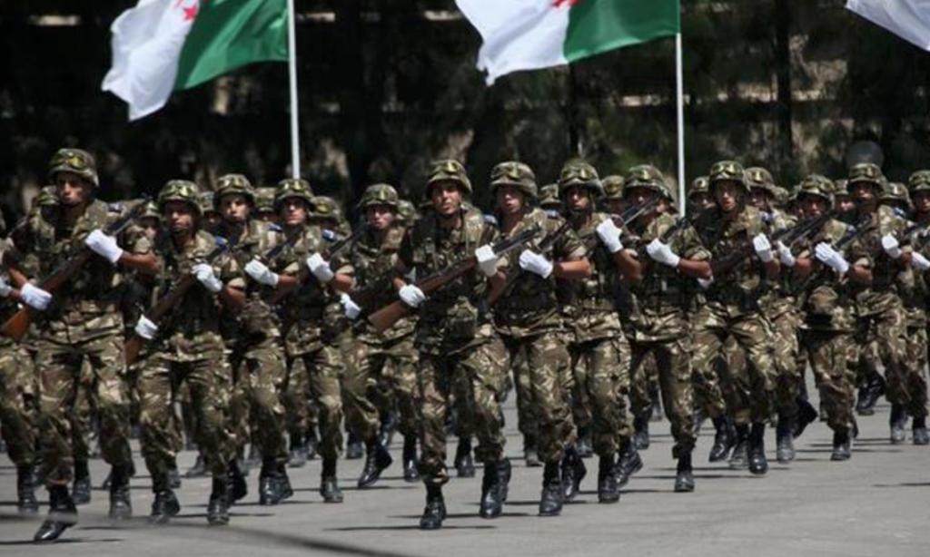 L Armee Algerienne Deuxieme Puissance En Afrique Mondafrique
