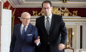 Beji Chahed 300x182 - Tunisie, Lotfi Brahem réclame 500000 euros à Mondafrique