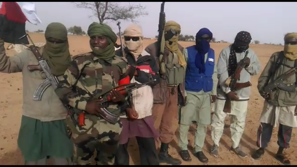 Mali milices 1024x576 - Mali, notre entretien avec un chef Peul armé