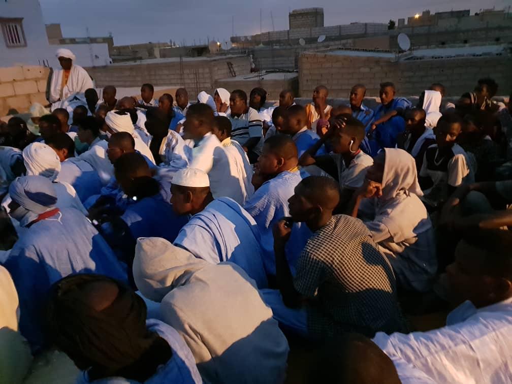 43c79480 9a66 4a18 96ea ce8316ea404b - Mauritanie, l'anti esclavagiste Biram interpellé par la police