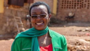 opposante 300x169 - Francophonie, Paul Kagame défend sa candidate Louise Mushikiwabo