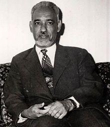 220px Moktar Ould Daddah   1977 - La Mauritanie, enjeu stratégique entre le Maroc et l'Algérie