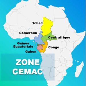 Cemac 300x300 - Afrique Centrale, la fronde contre le franc CFA