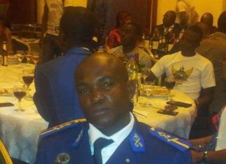 Gabon, Kelly Ondo Obiang, officier brillant, mais soldat perdu