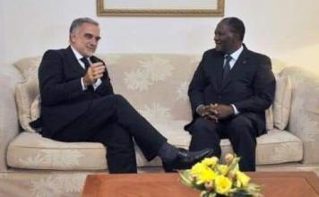 Le président Ouattara a la mémoire qui flanche sur RFI