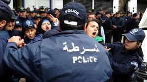 Le non de la rue algérienne  à Bouteflika
