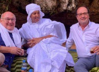 L'échappée (pas) belle de François Hollande en Mauritanie