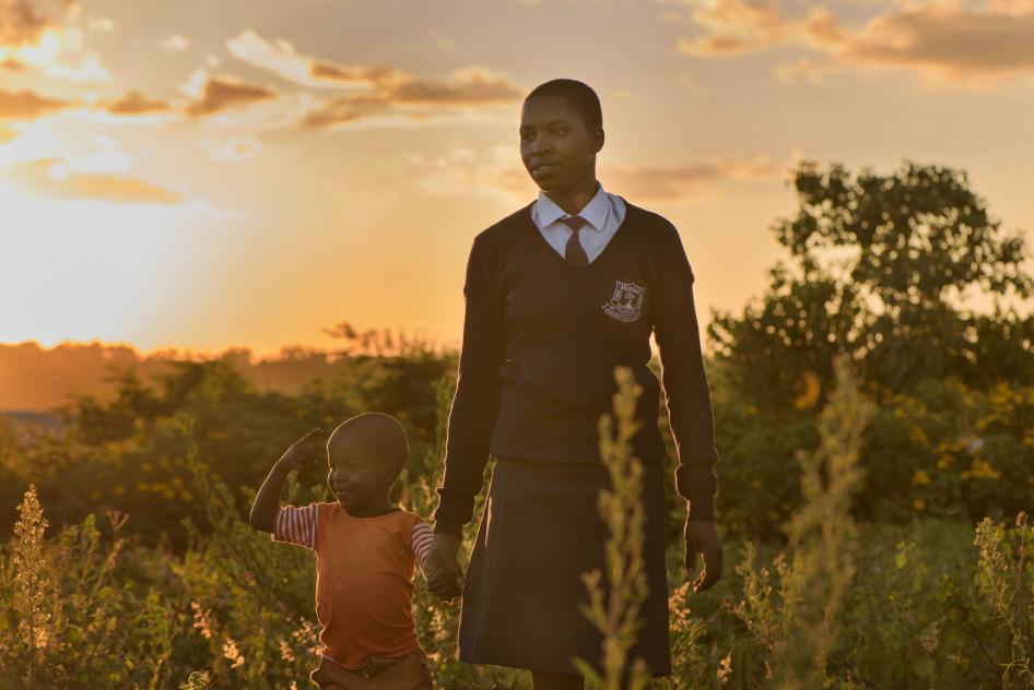 Afrique, ces milliers d'adolescentes enceintes privées de droit