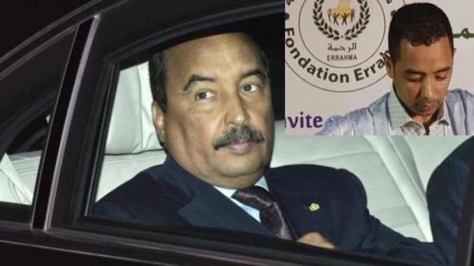 L'ex Président Aziz, le prédateur